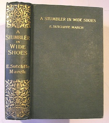Image for A Stumbler in Wide Shoes