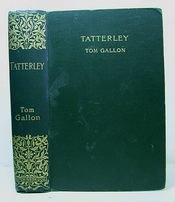 Image for Tatterley, The Story of a Dead Man (1897)
