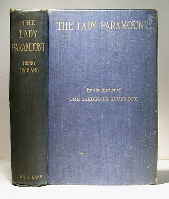 Image for The Lady Paramount (1902)