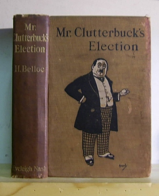 Image for Mr Clutterbuck's Election (1908)