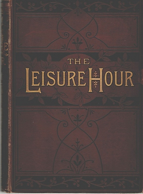 Image for The Leisure Hour for 1885