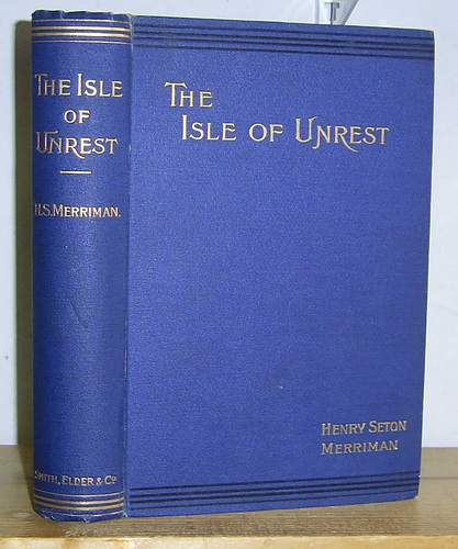 Image for The Isle of Unrest (1900)