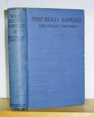 Image for What Really Happened (1926)