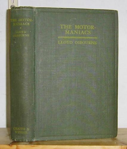 The Motor Maniacs (1906)