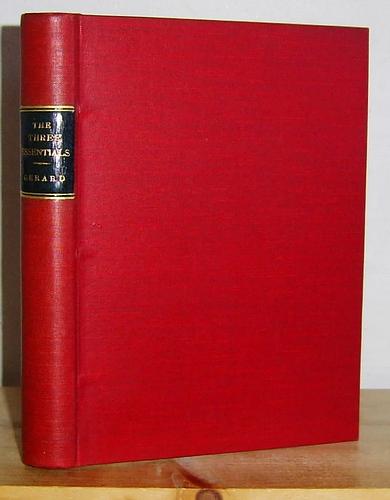 The Three Essentials (1905)