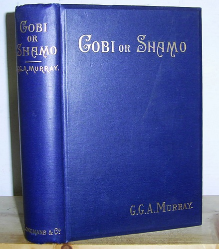 Image for Gobi or Shamo; A Story of Three Songs (1889)