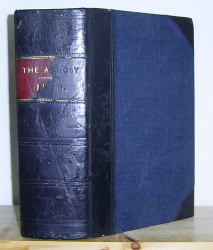 The Argosy Volumes XLIX & L (49 & 50), January - December 1890. Contains: The House of Halliwell (Wood)