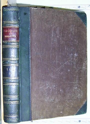 Cassell's Magazine, Volume III (3), [1868]