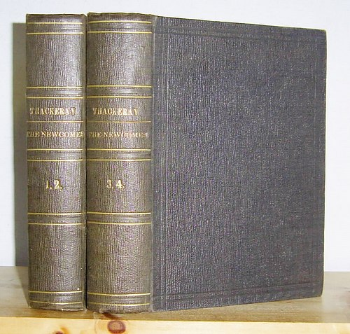 The Newcomes. Memoirs of a Most Respectable Family (1854 - 5)