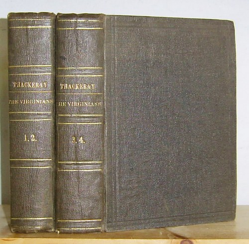 The Virginians A Tale of the Last Century (1858 - 59)