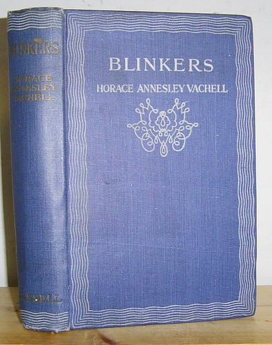 Blinkers A Romance of the Preconceived Idea (1921)