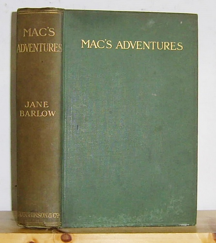 Image for Mac's Adventures (1911)