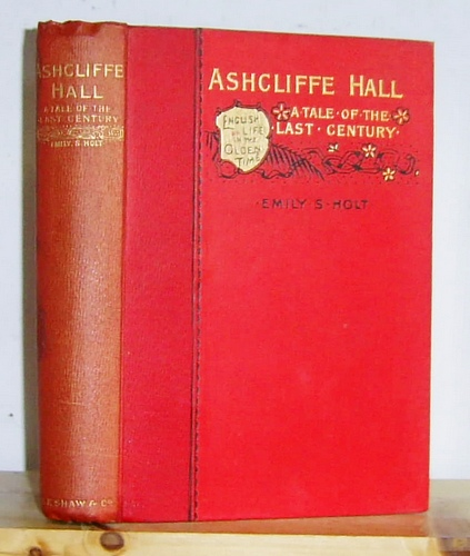 Image for Ashcliffe Hall A Tale of the Last Century (1870)