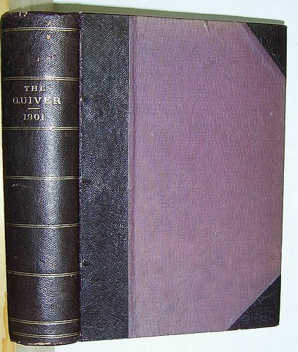 Image for The Quiver, Annual Volume for 1901