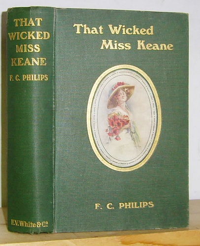 Image for That Wicked Miss Keane (1889 as Young Mr Ainslie's Courtship)