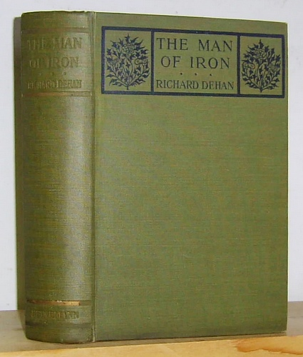 Image for The Man of Iron (1915)