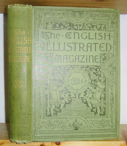 Image for The English Illustrated Magazine, Volume XXXIV (34), October 1905 - March 1906