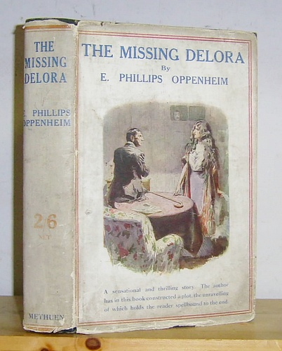 Image for The Missing Delora (1910)
