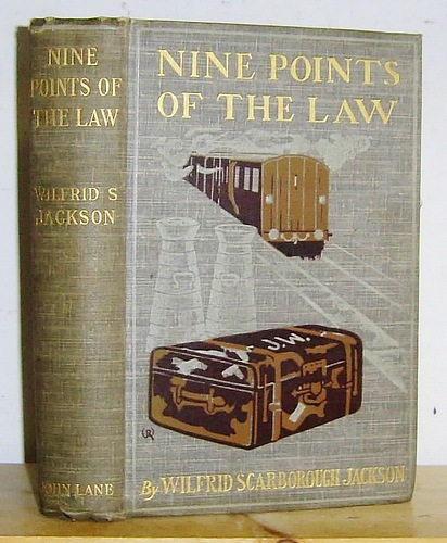 Image for Nine Points of the Law (1903)