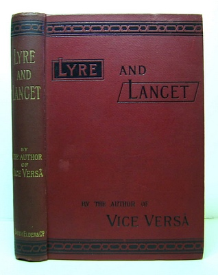 Image for Lyre and Lancet. A Story in Scenes (1895)