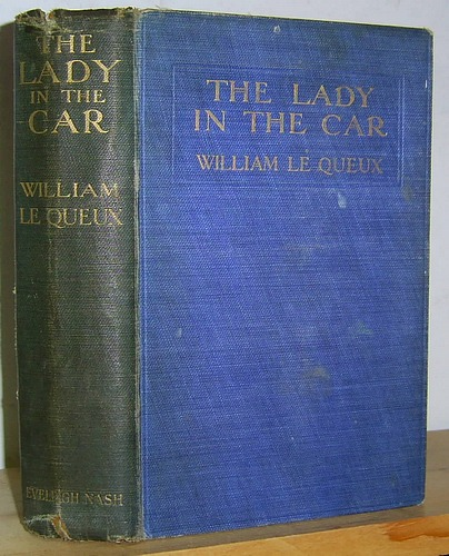 Image for The Lady in the Car in Which the Amours of a Mysterious Motorist Are Related (1908)