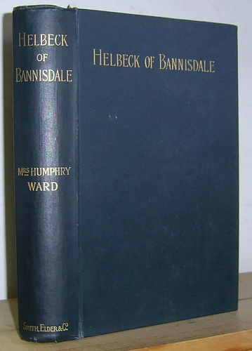 Image for Helbeck of Bannisdale (1898)