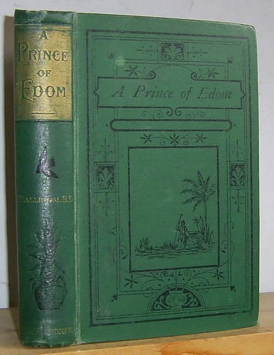 Image for A Prince of Edom (1898)