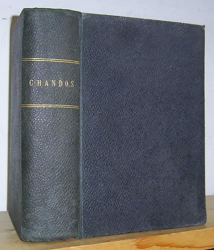 Image for Chandos (1866)
