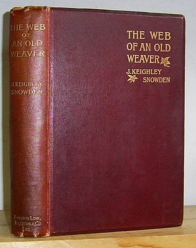 Image for The Web of an Old Weaver (1896)