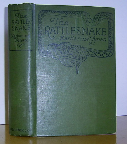 Image for The Rattlesnake (1917)