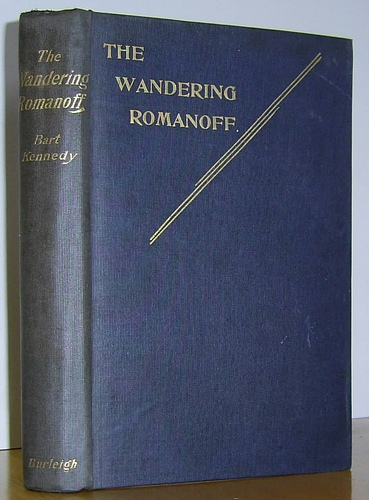 Image for The Wandering Romanoff (1898)