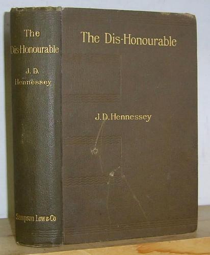 The Dis-Honourable (1896)