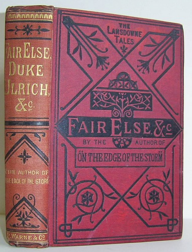 Image for Fair Else, Duke Ulrich and Other Tales (1877)