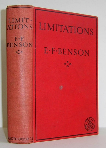 Image for Limitations (1896)