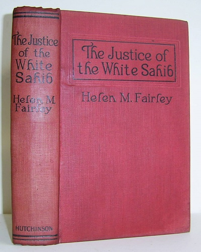The Justice of the White Sahib (1925)