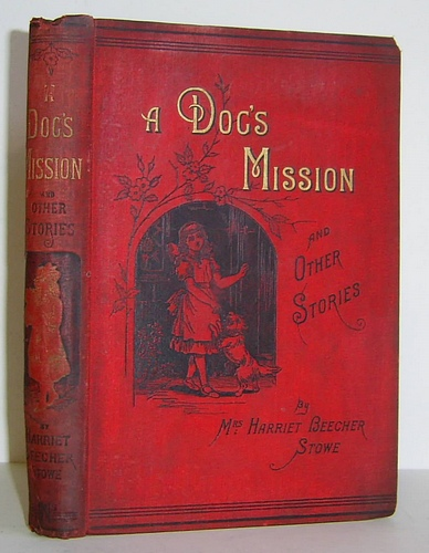 Image for The Dog's Mission; or, The Story of Old Avery House and Other Stories (1880)
