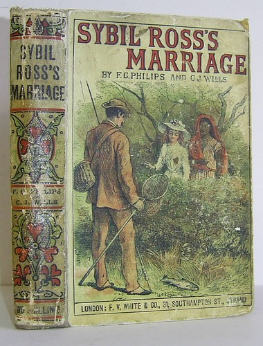 Image for Sybil Ross's Marriage: The Romance of an Inexperienced Girl (1890)