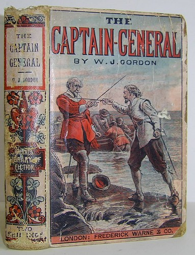 Image for The Captain-General (1888 as The Captain-General: Being the Story of the Attempt of the Dutch to Colonize New Holland)