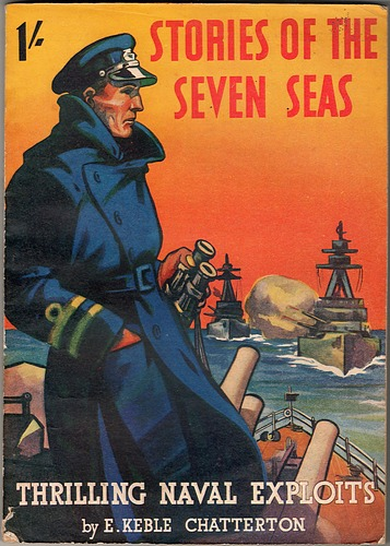 Image for Stories of the Seven Seas. Thrilling Naval Exploits (1939)