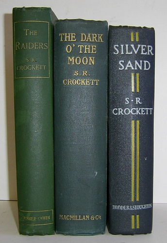"Image for The Faa Romances: The Raiders Being Some Passages in the Life of John Faa, Lord and Earl of Little Egypt (1894); The Dark o' the Moon being Certain Further Histories of the Folk Called ""Raiders"" (1902); Silver Sand (1914)"