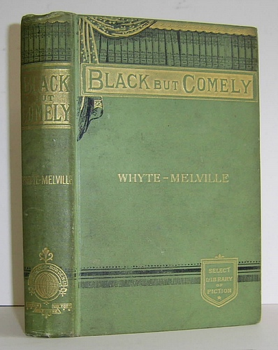 Image for Black But Comely (1879)