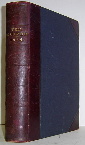 Image for The Quiver, Volume IX (9), 1874