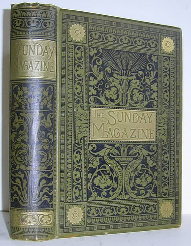 Image for The Sunday Magazine for 1897, containing Peretua by S. Baring-Gould