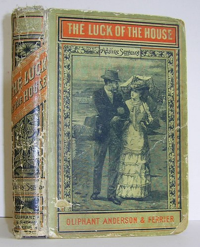 Image for The Luck of the House (1889)