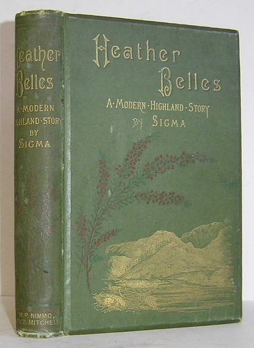 Image for Heather Belles. A Modern Highland Story (1886)