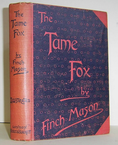 Image for The Tame Fox and Other Sketches (1897)