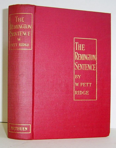 Image for The Remington Sentence (1913)