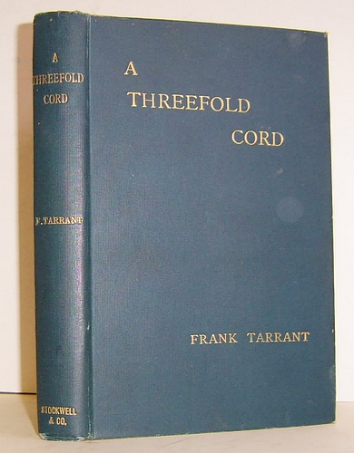 Image for A Threefold Cord (1899)