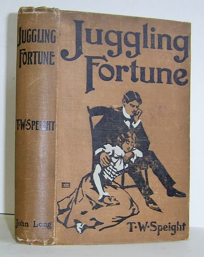 Image for Juggling Fortune An Everyday Romance (1900)