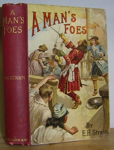Image for A Man's Foes (1895)